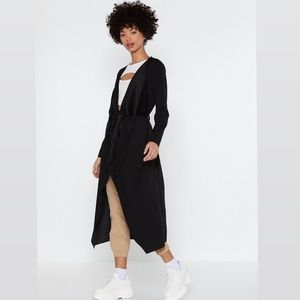 Nasty Gal I Got This Duster Coat